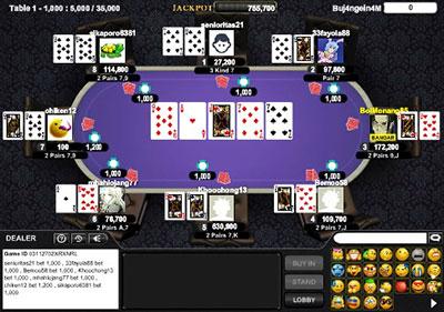 gambar permainan bandar poker