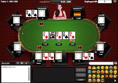 gambar permainan poker
