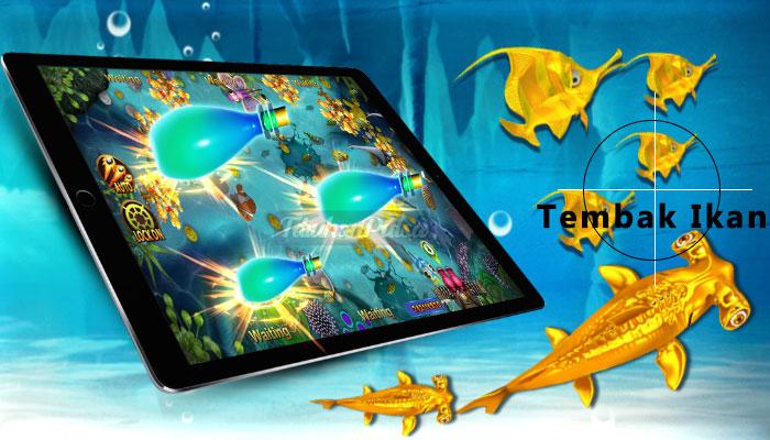 Rahasia Menang Tembak Ikan Online Mudah
