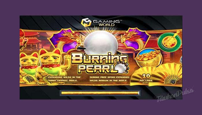 Slot Burning Pearl